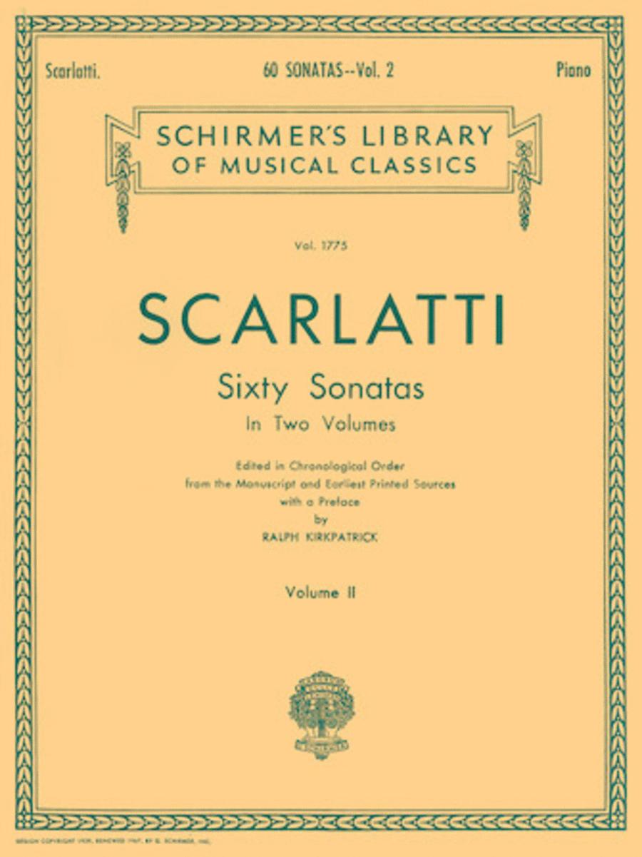 60 Sonatas - Volume II