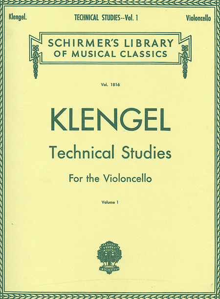 Technical Studies - Volume 1