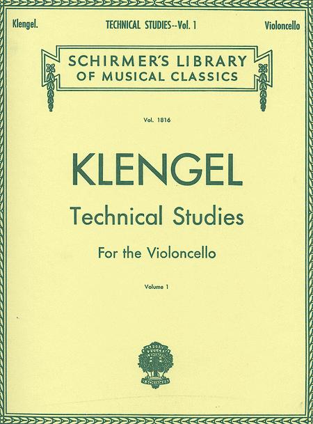 Technical Studies - Volume 1