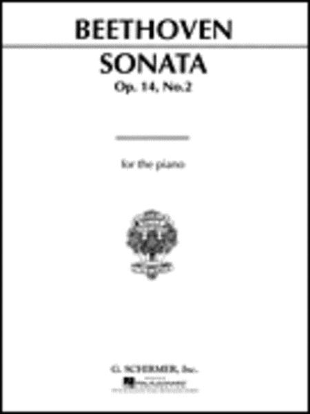 Sonata in G Major, Op. 14, No. 2