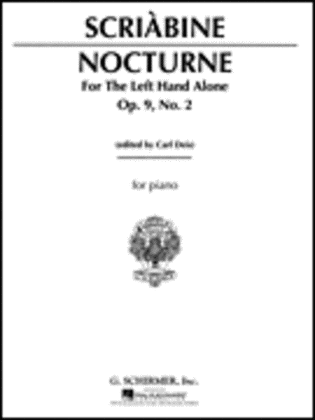 Nocturne for the Left Hand
