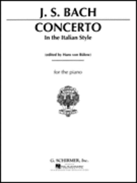 Concerto in the Italian Style