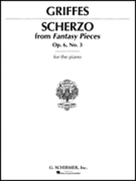 Scherzo, Op. 6, No. 3