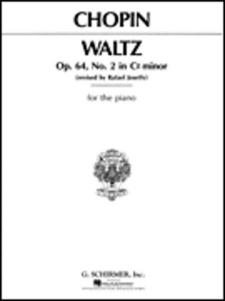 Waltz, Op. 64, No. 2 in C# Minor