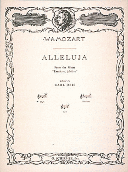 Alleluja (from the Motet