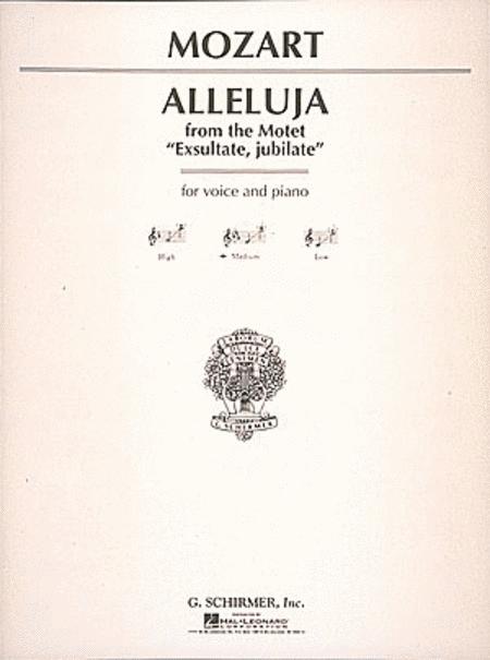 Alleluia - From