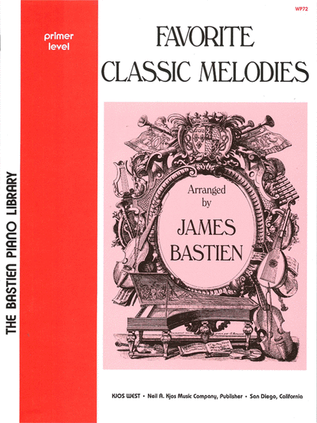 Favorite Classic Melodies, Primer Level