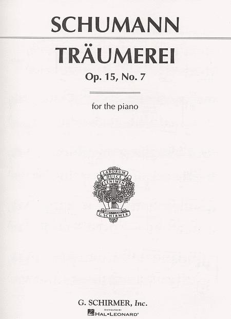 Traumerei, Op. 15, No. 7