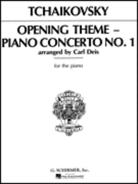 Concerto No. 1 (Opening)