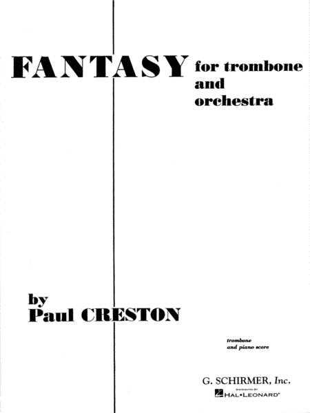 Fantasy, Op. 42