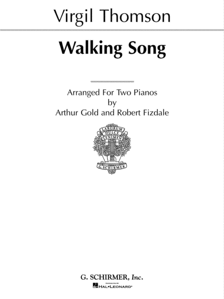 Walking Song (set)