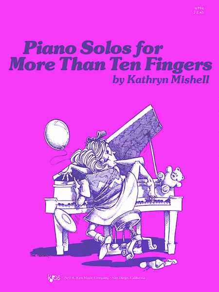 Piano Solos For More Than Ten Fingers