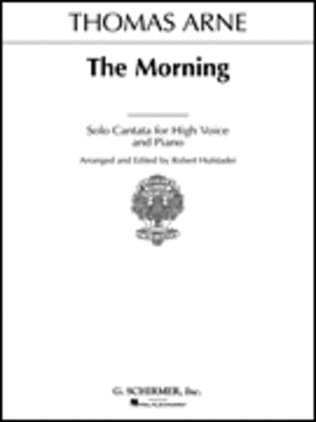 Morning (Solo Cantata)
