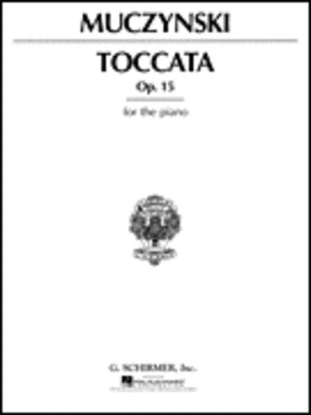 Toccata, Op. 15
