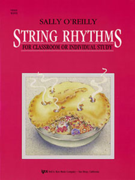 String Rhythms - Cello