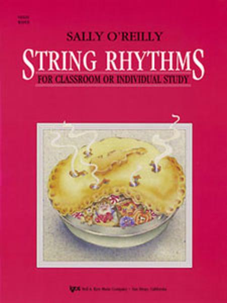 String Rhythms - Viola