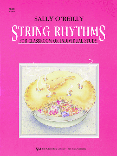 String Rhythms - Violin