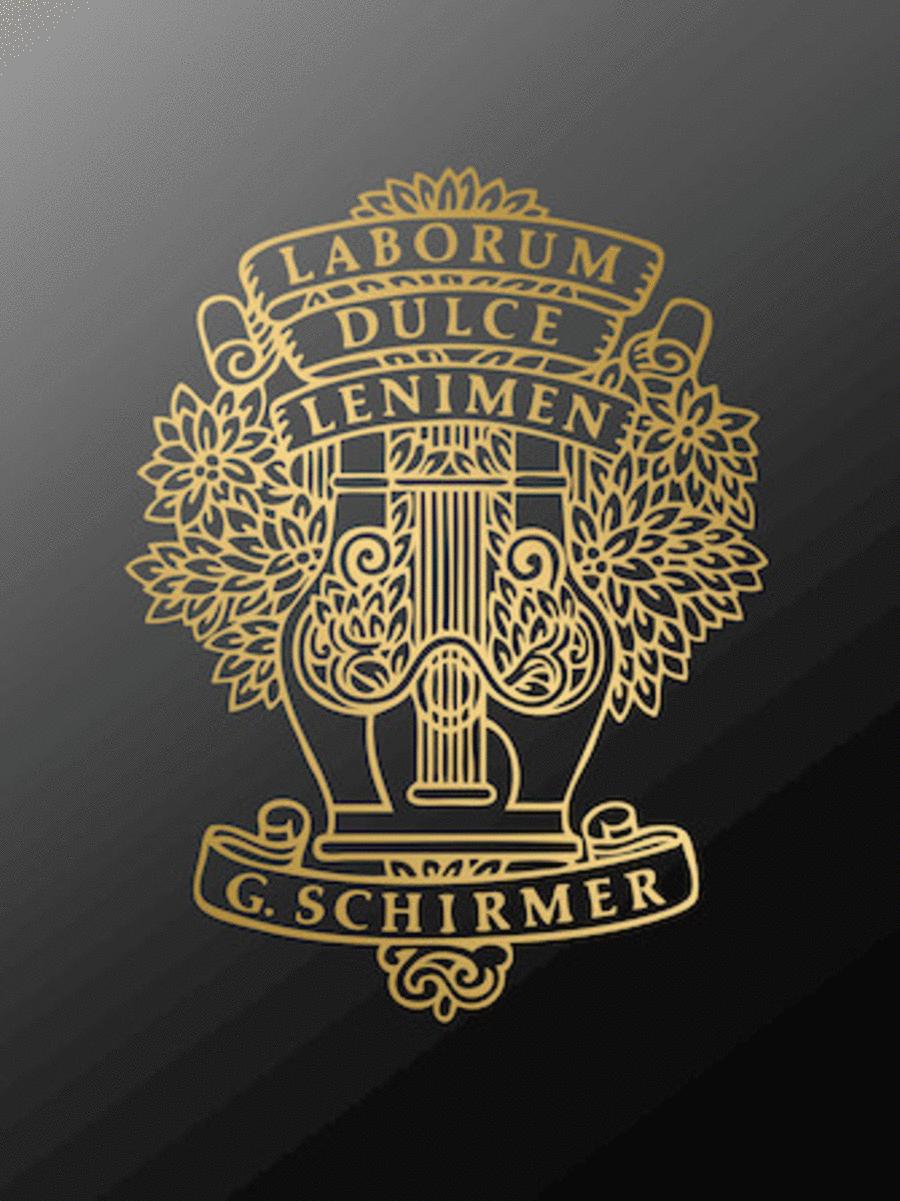 Wondrous Cool Thou Woodland Quiet