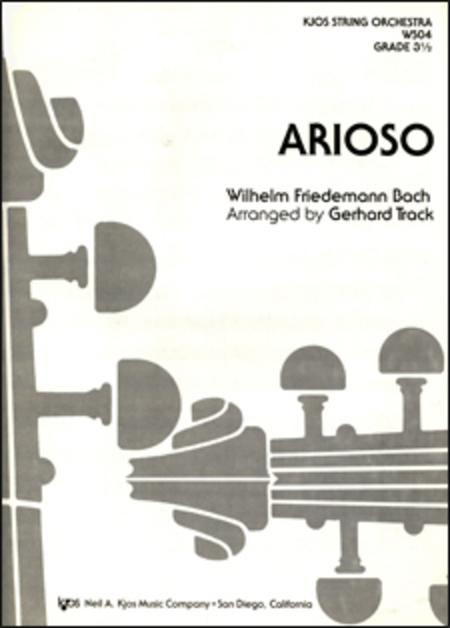 Arioso - Score