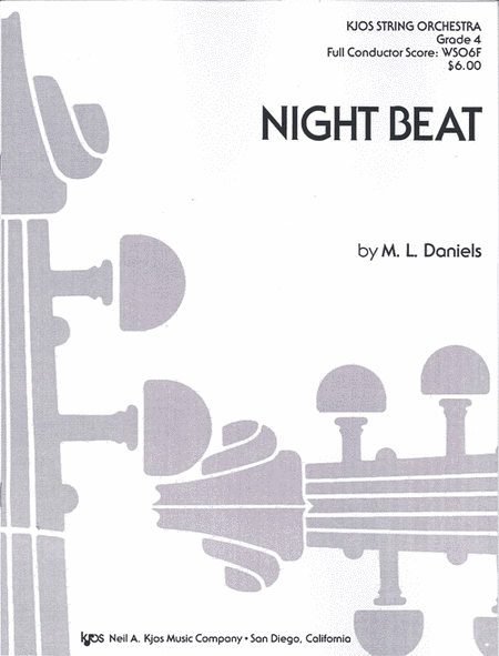 Night Beat - Score