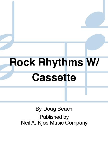 Rock Rhythms W/ Cassette