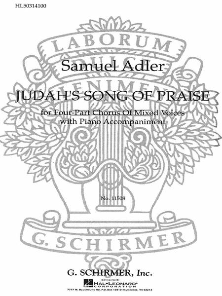 Judah's Song of Praise