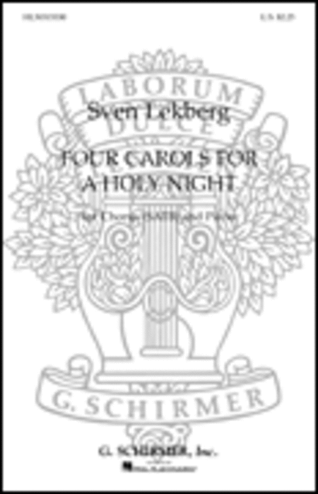 Four Carols for a Holy Night