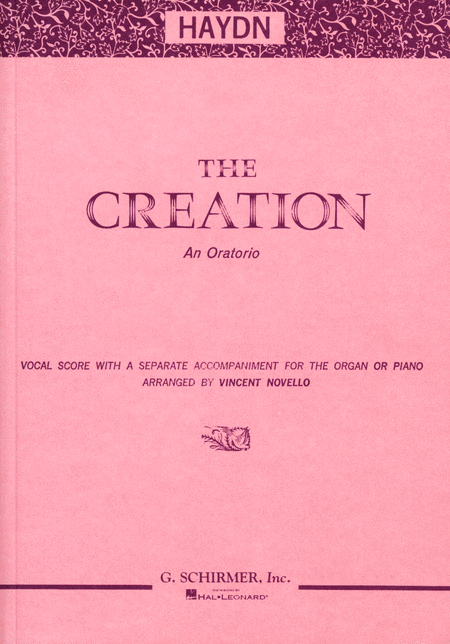 The Creation: An Oratorio