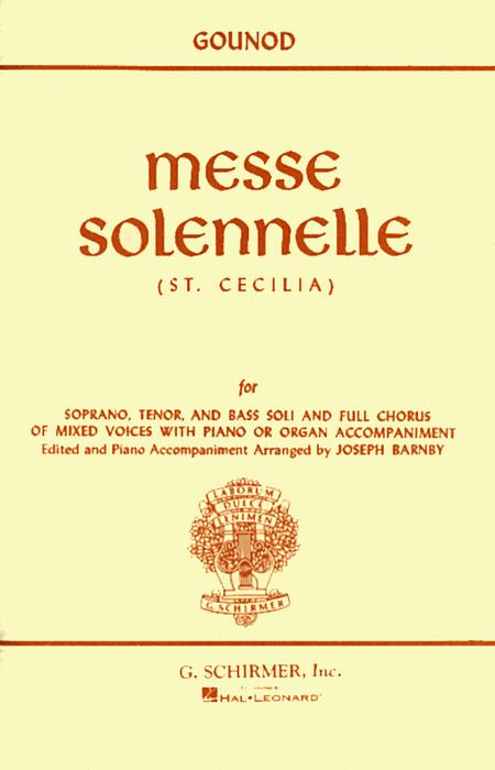 Solemn Mass (St. Cecilia)