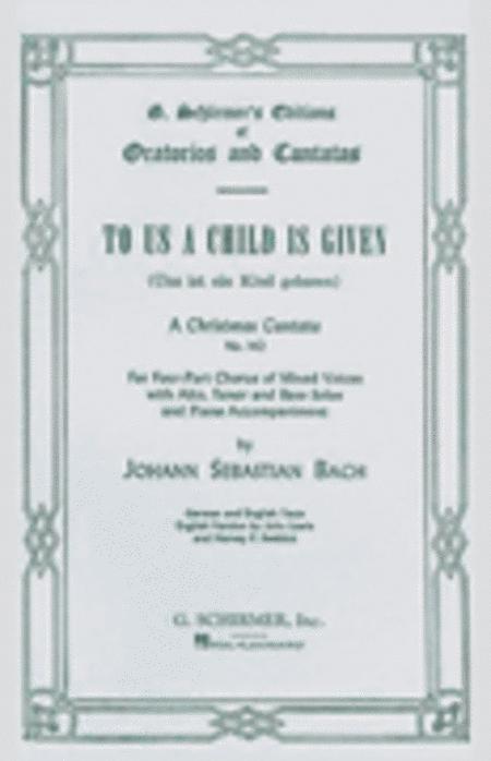 Cantata No. 142: Uns ist ein Kind geboren