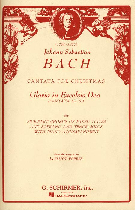 Cantata No. 191: Gloria In Excelsis Deo Sheet Music By Johann Sebastian Bach - Sheet Music Plus