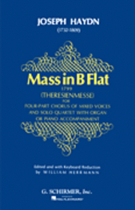 Mass in B-Flat (Theresienmesse)