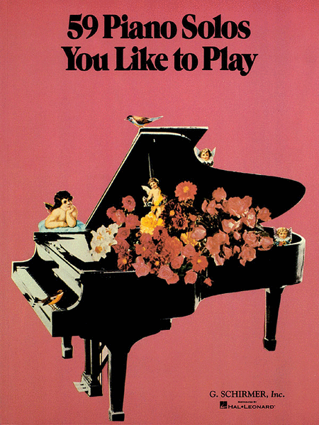 59 Piano Solos You Like to Play