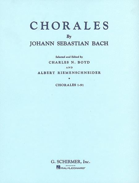 Chorales 1-91