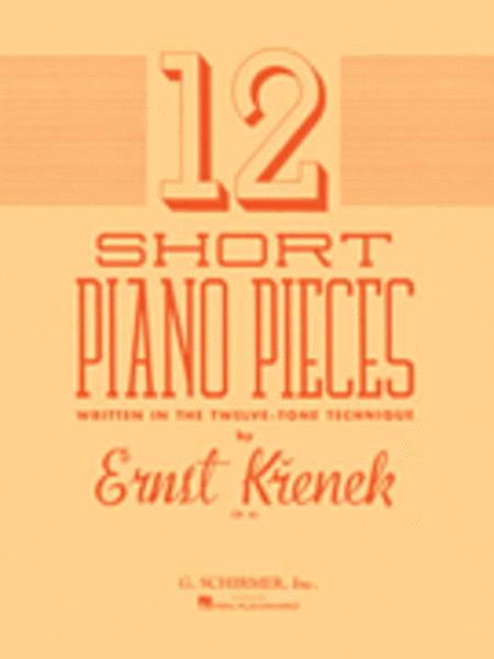 12 Short Piano Pieces