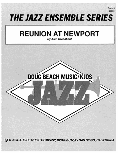 Reunion At Newport - Score