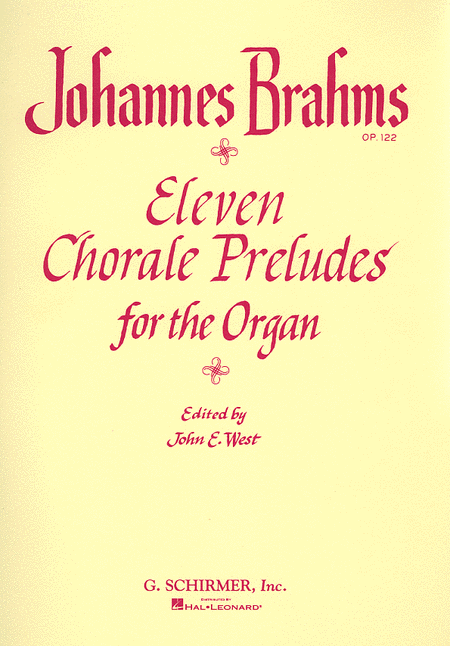 11 Chorale Preludes