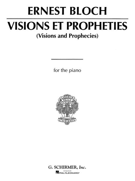Visions et Propheties