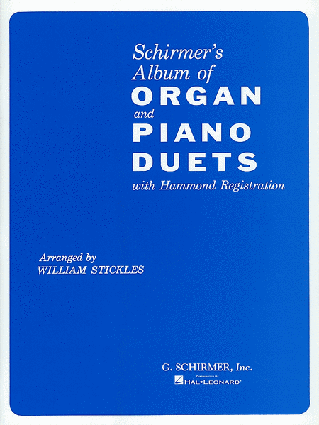 Schirmer's Organ and Piano Duets