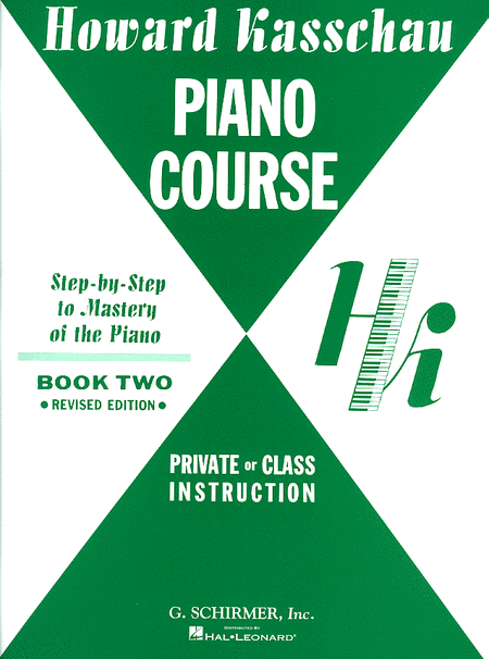 Piano Course - Book 2