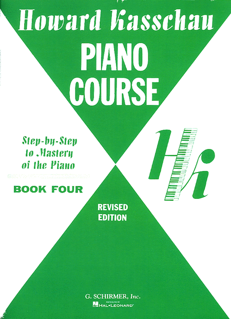 Piano Course - Book 4