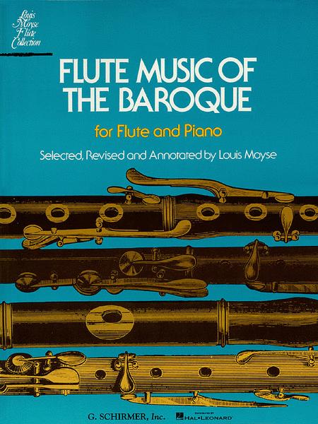 Flute Music of the Baroque Era