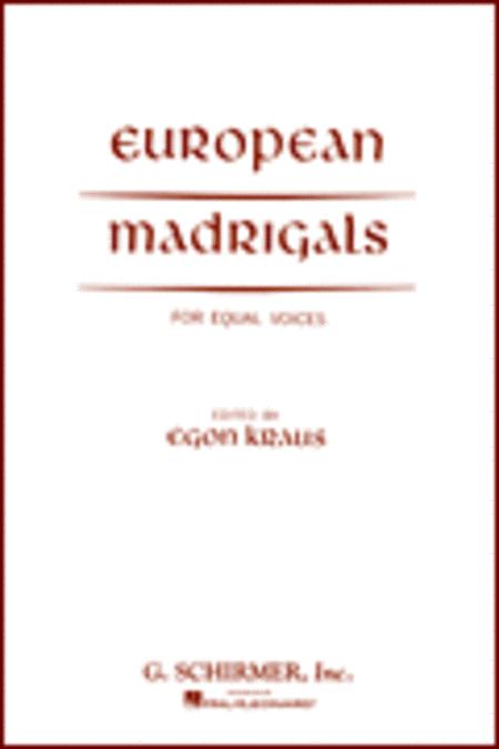 European Madrigals Equal Voices