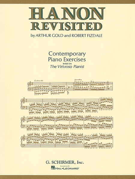 Hanon Revisited - Contemporary Piano Exercises