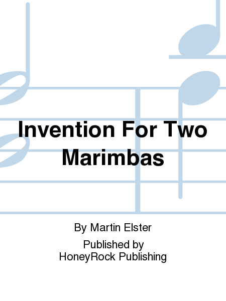 Invention For Two Marimbas