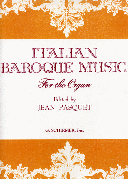 Italian Baroque Music