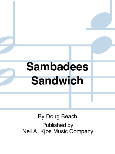 Sambadees Sandwich