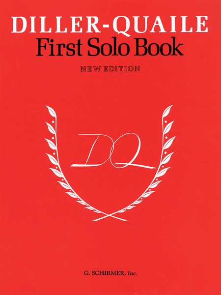 1st Solo Book for Piano