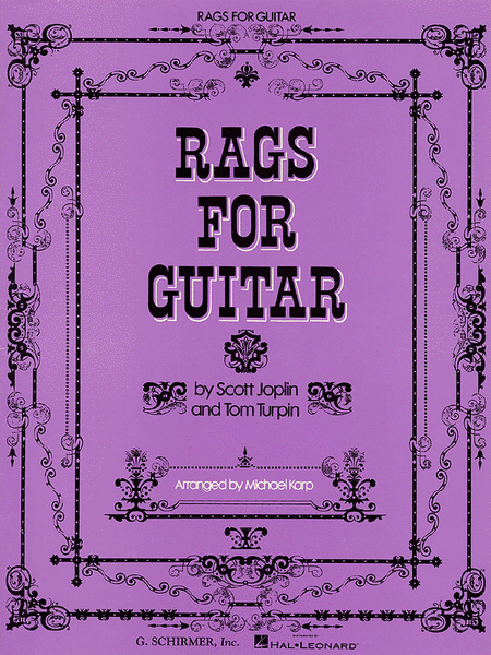 Rags for Guitar