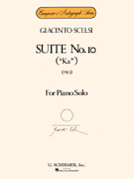 Suite No. 10 (1953)